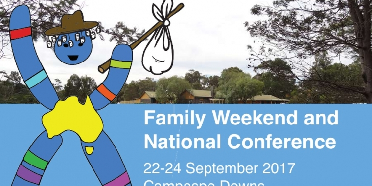 2017 Family Weekend and National Conference